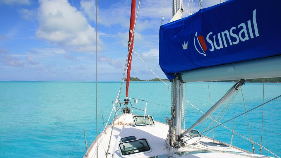 French Polynesia Yacht Charters & Sailing Holidays | Sunsail