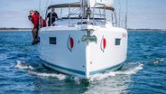 Front of Sunsail 41.0