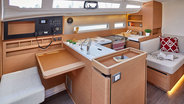 Sunsail 41.0 galley