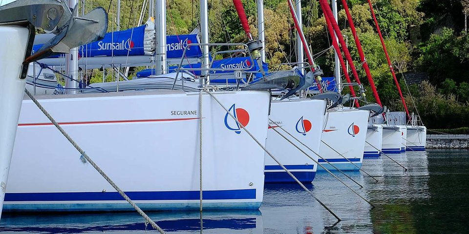 Sunsail 10 Early Booking Discount for the Mediterranean