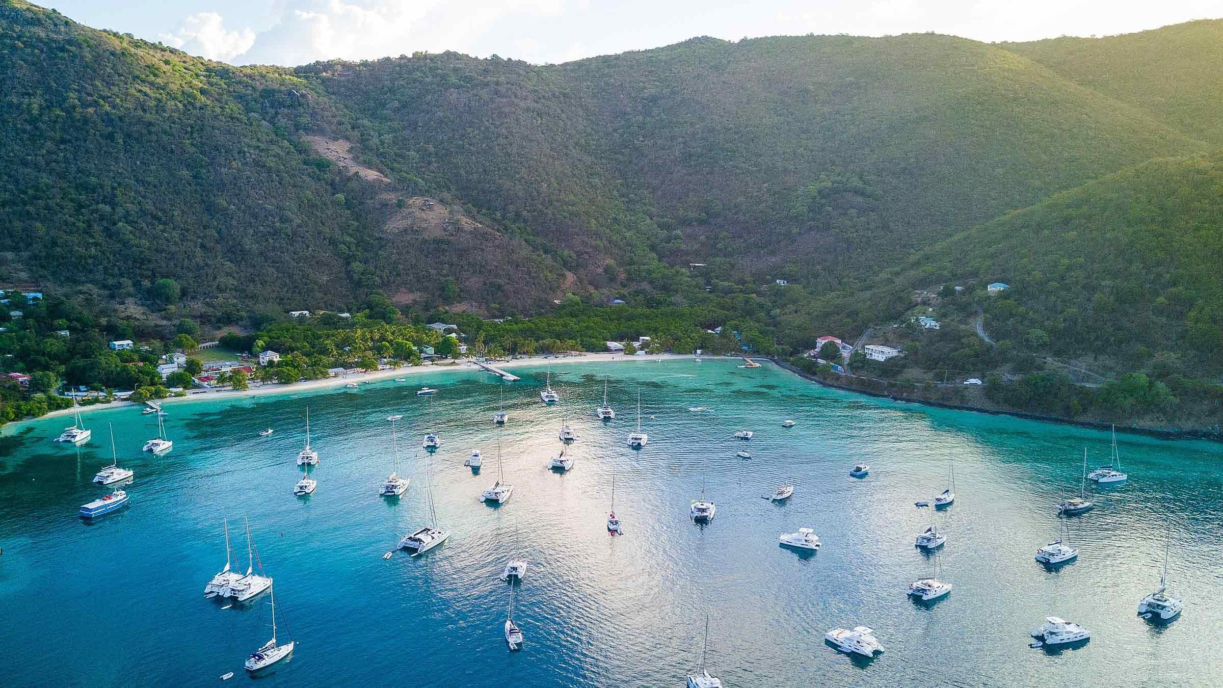 Uncommon Caribbean Patrick Bennet Garden Bay
